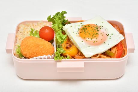 美味しいお弁当の写真素材 [FYI02986106]
