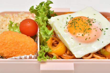 美味しいお弁当の写真素材 [FYI02986107]
