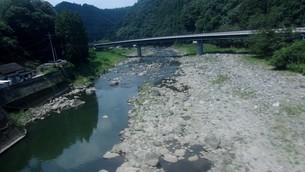 玖珠川in大分の写真素材 [FYI02986165]