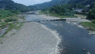 筑後川の写真素材 [FYI02986167]