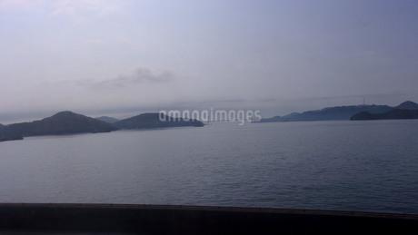 瀬戸内海のしまなみ海道の写真素材 [FYI02986184]