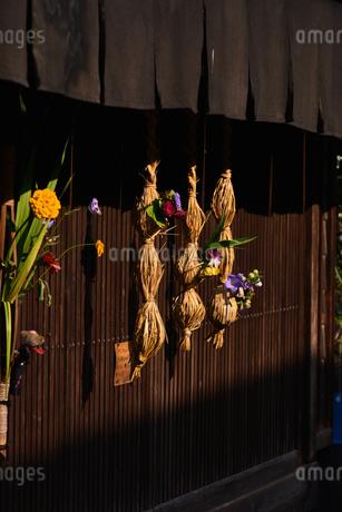 妻籠宿の写真素材 [FYI02986256]