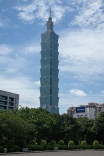 台北101  の写真素材 [FYI02986391]
