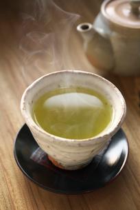 日本茶の写真素材 [FYI02986603]