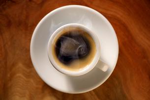 エスプレッソコーヒーの写真素材 [FYI02986651]