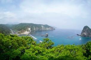 海のある風景の写真素材 [FYI02987107]