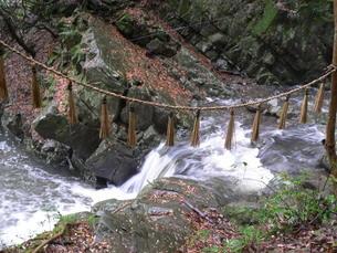 滝5の写真素材 [FYI02987438]