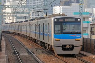京成電鉄 3000形電車の写真素材 [FYI02987614]