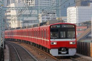 京浜急行 1500形電車の写真素材 [FYI02987637]