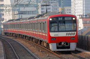 京浜急行 1000形電車の写真素材 [FYI02987664]