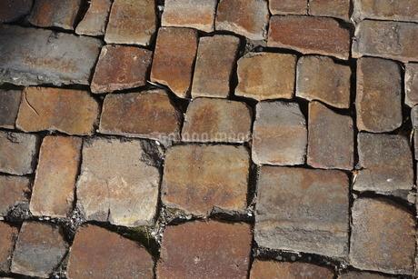 石畳の写真素材 [FYI02987869]
