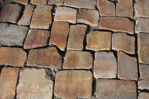 石畳の写真素材 [FYI02987871]
