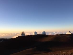 Mauna Kea Observatoriesの写真素材 [FYI02987898]