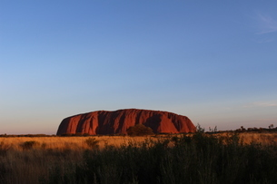 Uluruの写真素材 [FYI02987903]