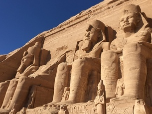 Abu Simbelの写真素材 [FYI02987921]