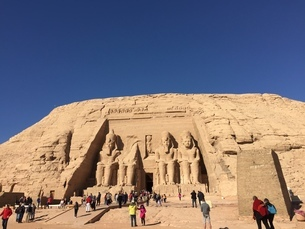 massive rock templesの写真素材 [FYI02987922]