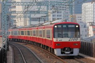 京浜急行 2100形電車の写真素材 [FYI02987959]