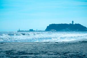 江ノ島の写真素材 [FYI02988120]