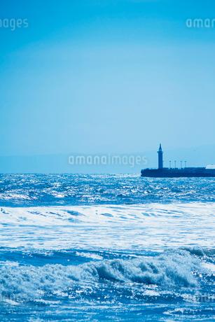 灯台の写真素材 [FYI02988125]