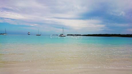 Kuto beachの写真素材 [FYI02988131]