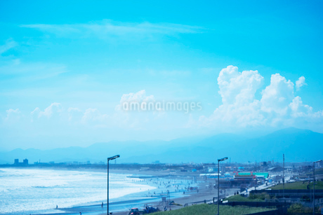 海岸線の写真素材 [FYI02988138]