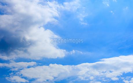 お空と雲2の写真素材 [FYI02988200]