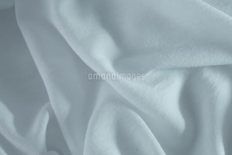 白い木綿布の写真素材 [FYI02988242]