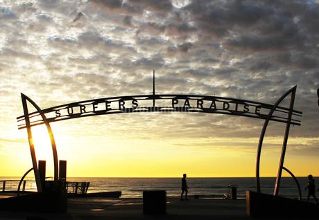 Surfers Paradise の写真素材 [FYI02988438]