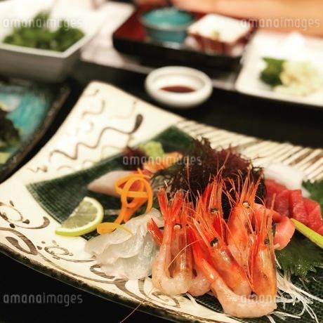 食事の写真素材 [FYI02988561]