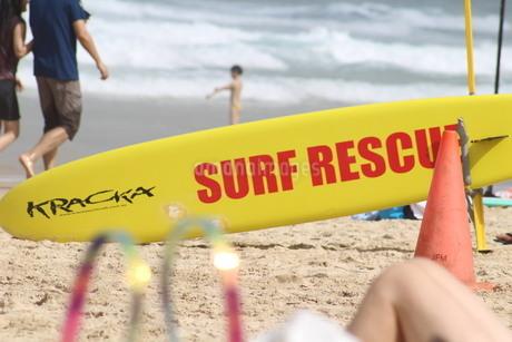 Surf rescueの写真素材 [FYI02988577]