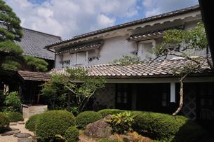 岩村町 木村邸の写真素材 [FYI02988861]