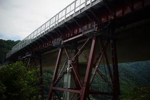 旧余部鉄橋の写真素材 [FYI02989002]