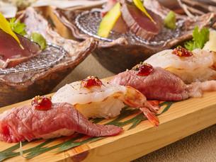 寿司の写真素材 [FYI02989168]
