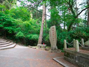 長命寺の入口の写真素材 [FYI02989381]