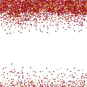 赤 ラメ 背景のイラスト素材 [FYI02989571]
