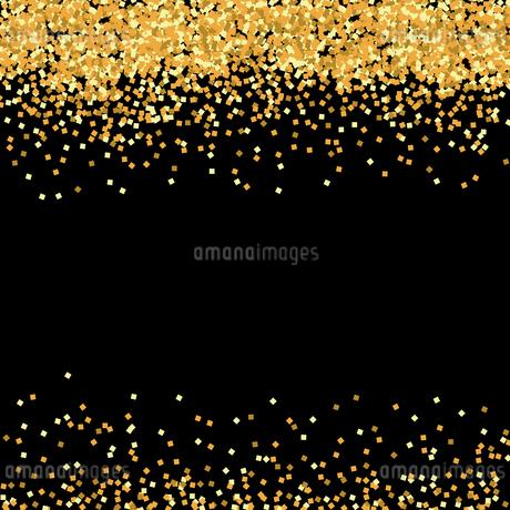 ゴールド ラメ 背景のイラスト素材 [FYI02989578]