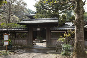 旧前田侯爵邸和館の写真素材 [FYI02989706]