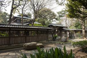 旧前田侯爵邸和館の写真素材 [FYI02989707]