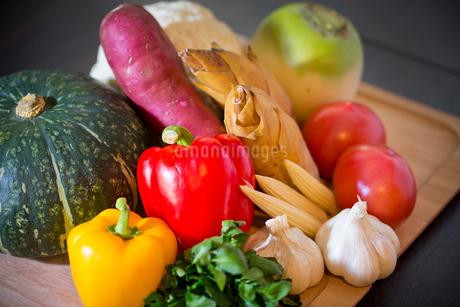 vegetablesの写真素材 [FYI02989769]