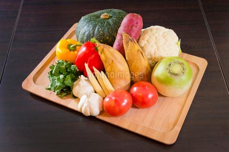 vegetablesの写真素材 [FYI02989776]