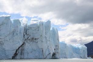 ペリト・モレノ氷河の写真素材 [FYI02989824]