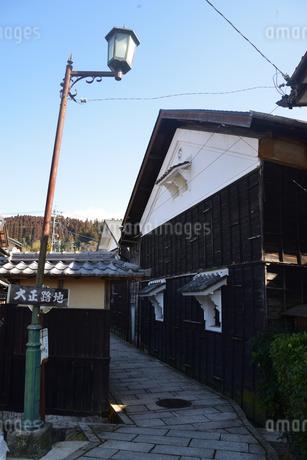 明知町 大正村 大正路地の写真素材 [FYI02989907]