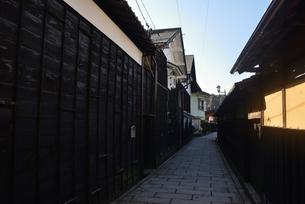 大正村 路地の写真素材 [FYI02989909]