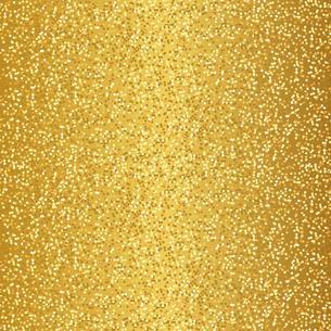 金色 ラメ 背景のイラスト素材 [FYI02990213]