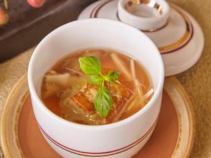 茶碗蒸しの写真素材 [FYI02990256]