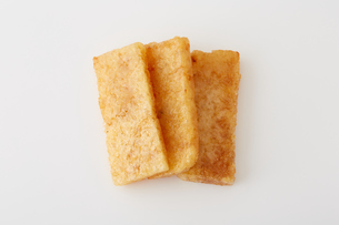 凍み餅の写真素材 [FYI02990280]