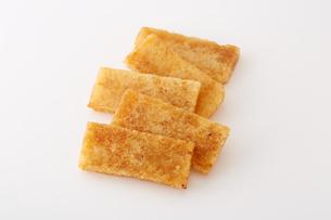 凍み餅の写真素材 [FYI02990286]