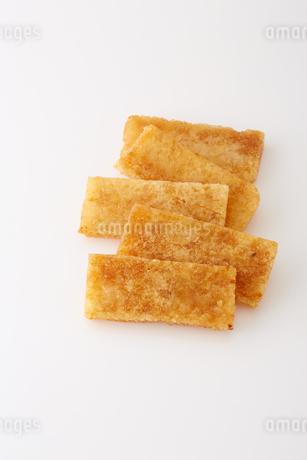 凍み餅の写真素材 [FYI02990290]