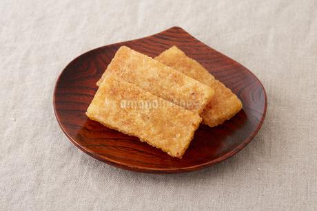 凍み餅の写真素材 [FYI02990294]