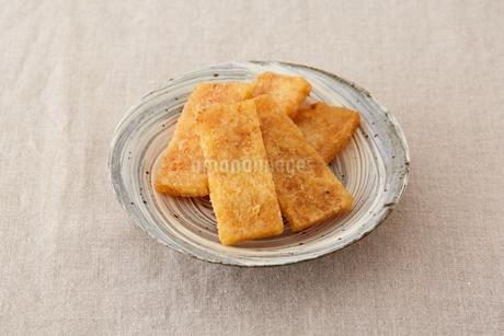 凍み餅の写真素材 [FYI02990314]